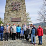 8. 5. 2020 - Uctění památky na Helštýně